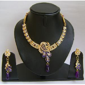 Indian Bridal Jewelry Set NP-383 Image