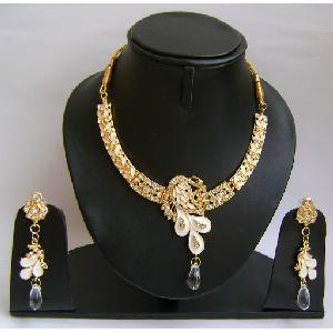 Indian Bridal Jewelry Set NP-384 Image