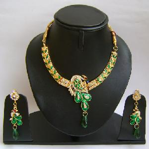 Indian Bridal Jewelry Set NP-386 Image