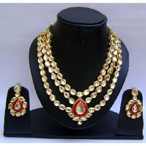 Indian Bridal Jewellry Set NP-391 Image