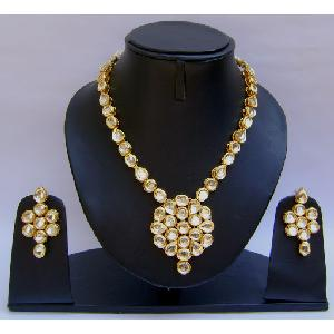 Indian Bridal Jewellry Set NP-396 Image