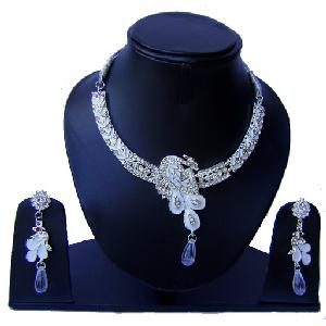 Indian Bridal Jewelry Set NP-525 Image
