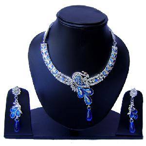 Indian Bridal Jewelry Set NP-528 Image