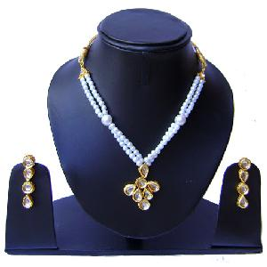 Indian Bridal Jewelry Set NP-536 Image
