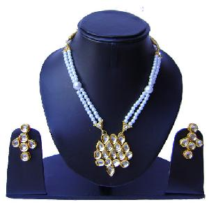 Indian Bridal Jewelry Set NP-540 Image