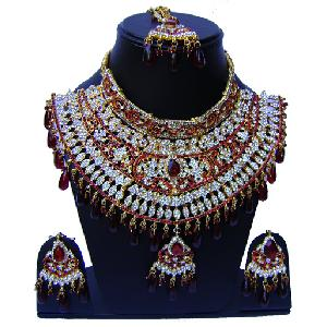Indian Bridal Jewelry Set NP-546 Image