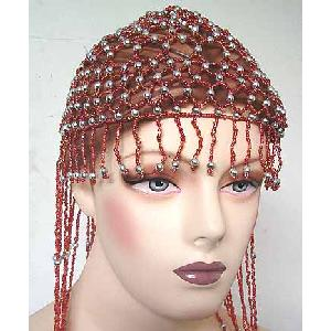 Belly Dancer Cap Brown Image