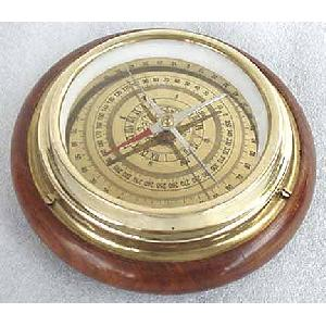 Large Directional Desk Compass Image