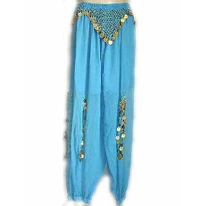 Belly Dancer Harem Pants Turqoise Al Image